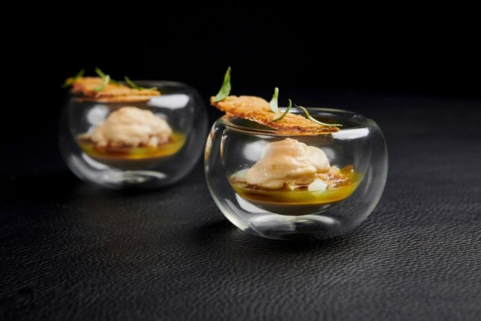 La Villa in the Sky - Gastronomic restaurant 2 stars - Alexandre Dionisio
